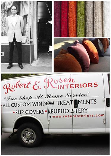 Rosen Interiors Collage