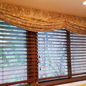 custom window valance