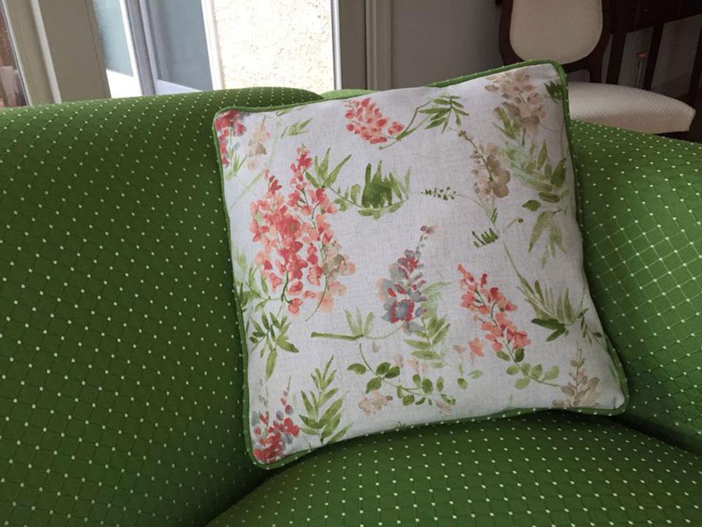 throw pillow and sofa, miscellaneous